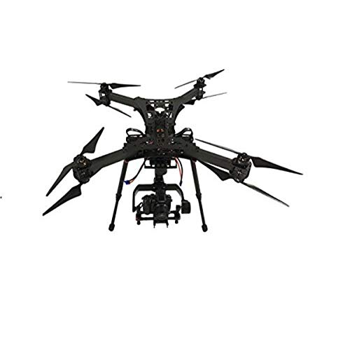 Xfold TRAVEL-8URTF Rigs Travel X8 Octocopter