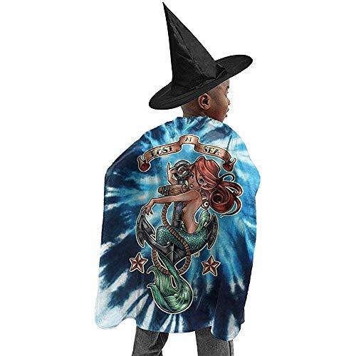 - Meerjungfrau Halloween Kostüme Diy