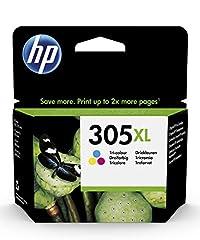 HP 305XL Farbe Original mit