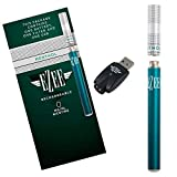 Ezee Cigarette Électronique Kit de démarrage Saveur de Menthol Sans Nicotine ni Tabac E-cigarette Rechargeable 1 filtre jusqu'à 350 bouffées