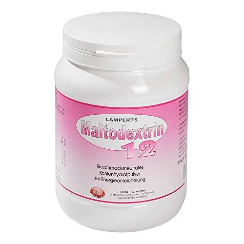 MALTODEXTRIN 12 Lamperts Pulver 1200 g