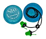 Waterproof Super Soft Silicone Ear Plugs for Surf, Surfing, Swimming...