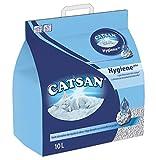 Catsan Minérale Hygiène Plus Litière pour Chats 10L (Lot de 2)