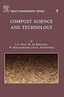 Compost Science and Technology (ISSN Book 8)