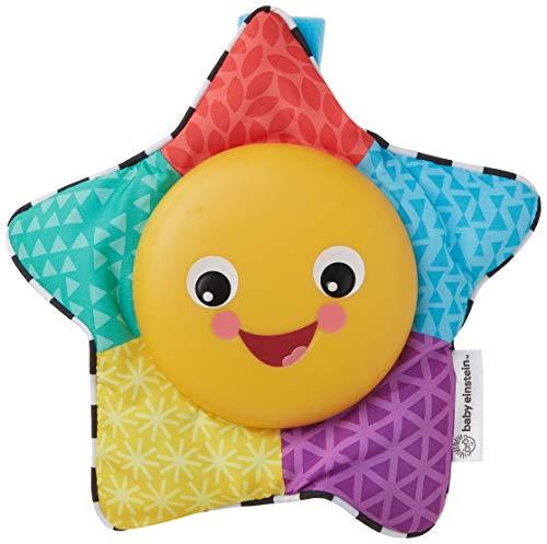 Baby Einstein, Stern - Musikspielzeug mit Lichtern und 6 klassischen Melodien, kann einfach am Kinderwagen oder Gitterbetten angebracht werden