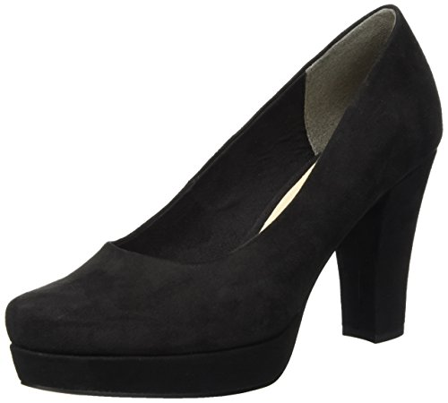 Tamaris Damen 22470 Pumps, Schwarz (Black), 37 EU