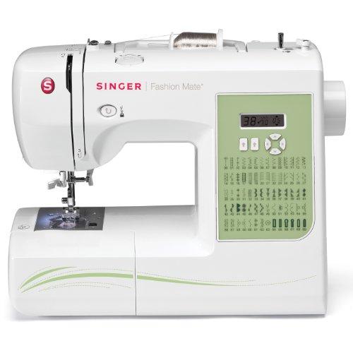 SINGER 7256 Fashion Mate 70-Stitch Computerized...