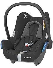 Maxi-Cosi CabrioFix Oto Koltuğu, 0-13 kg, 0 -12 ay, Essential Black (Siyah)