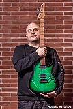Ibanez Marco Sfogli Signature MSM100 - Fabula Green Burst