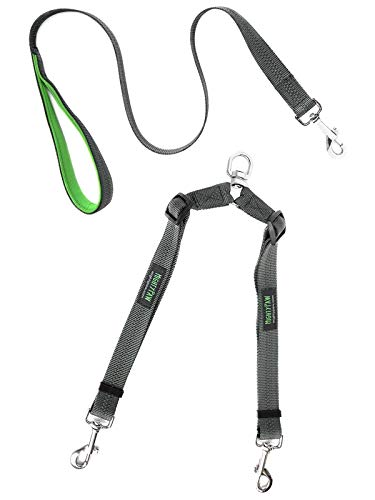 Mighty Paw Double Dog Leash