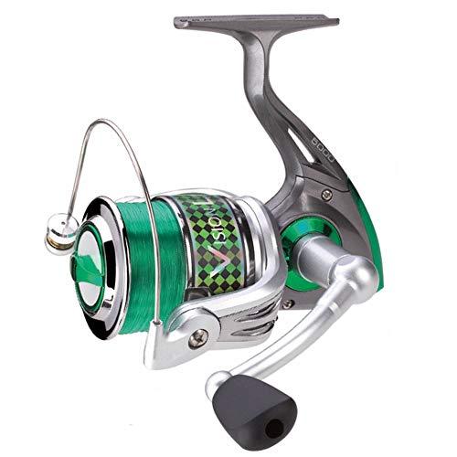 Lite fish Carrete Vision 5000 para pesca de spinning y surf casting