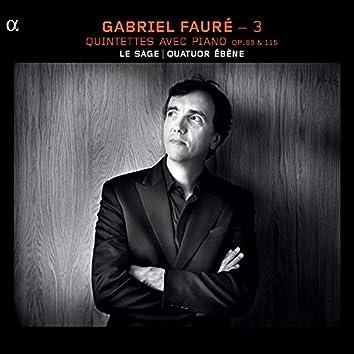 Fauré (Vol. 3)