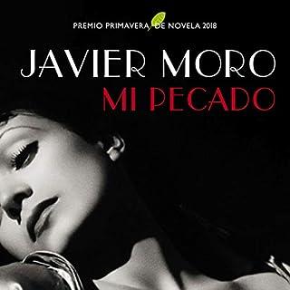 Mi pecado audiobook cover art