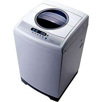 RCA RPW160 Portable Washing Machine 1.6 cu ft White