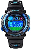 Best Watch For Kids - Skmei Kids Sports Watch, Multi Function Digital Kids Review