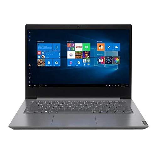 Lenovo Notebook (14 Zoll FHD) Full HD, i5-1035G1 Intel Quad Core 4 x 3.60 GHz, 4 GB DDR4 RAM, 256 GB SSD, HDMI, Intel UHD Grafik, HD Webcam, Windows 10 Pro
