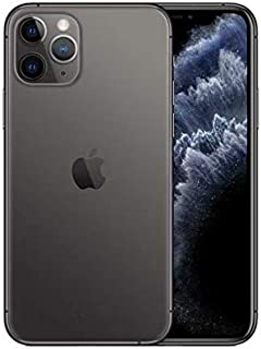 Apple iPhone 11 Pro with FaceTime - 256GB, 4GB RAM, 4G LTE, Space Gray, Single SIM & E-SIM