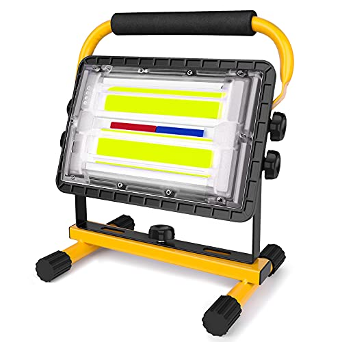 Coquimbo Rechargeable Floodlight, Portable Work Light