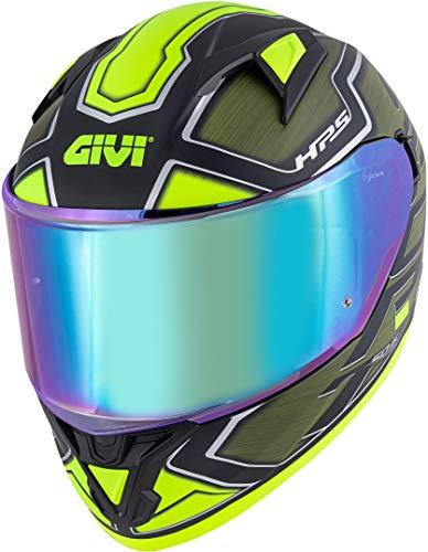 GIVI 50.6 Sport Deep Limited Edition Casco amarillo/verde XL (61)