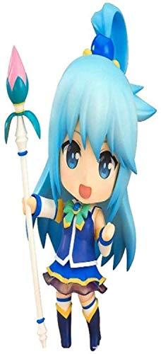 SHUMEISHOUT El nuevo Anime Hatsune Miku Juguetes 10 cm Muñecas Móviles Muñeca Juguetes Colección Modelo Juguetes Decoración Familiar Juguetes Niños