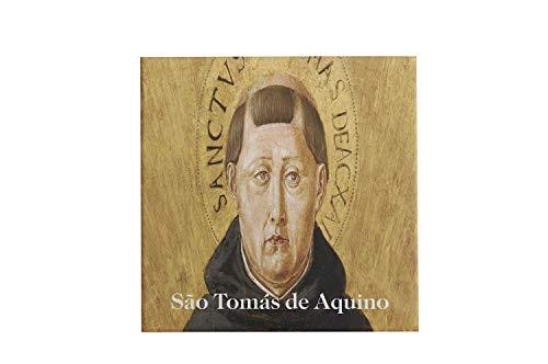 Quadro Azulejo São Tomás Aquino