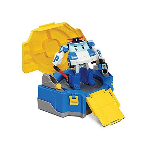 Rocco Juguetes 83072–Robocar Poli Pines Convertible con maletín