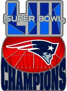 aminco Super Bowl LIII 53 New England Patriots Champions Commemorative Lapel  Pin be1856c2e