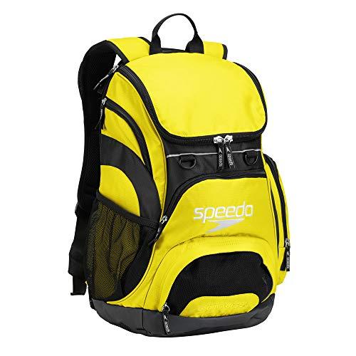 Speedo Unisex-Adult Large Teamster Backpack 35-Liter - Manufacturer Discontinued