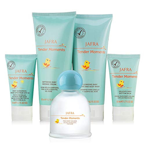 Jafra Tender Moments Baby Set (5 Pieces)