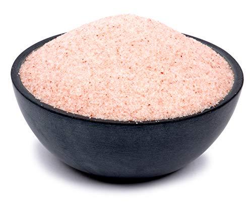Rosa Kristallsalz Steinsalz Salz Natursalz im Sack aus der Saltrange in Pakistan Bez. Typ * Himalaya * (25 Kg) (25 Kg Fein)