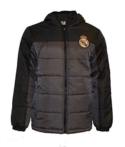 Real Madrid Jacket Light Down Padded Adults New Season (M)