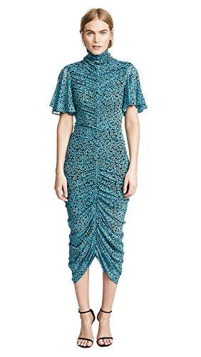 Diane von Furstenberg Women's Olivia Dress, Pearson Horizon, Small