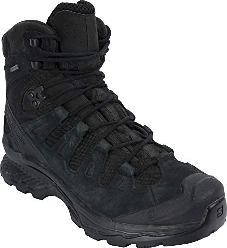 Salomon Unisex Quest 4D GTX Forces 2 EN Boots, Black/Black/Black, 11.5