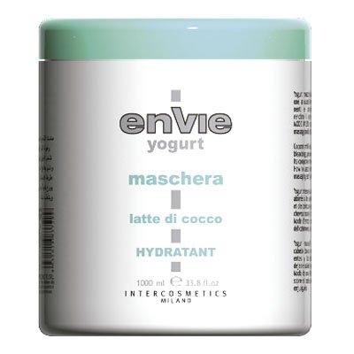 Joghurt-Sahne-Maske mit Kokosnussmilch, 1000 ml Envie