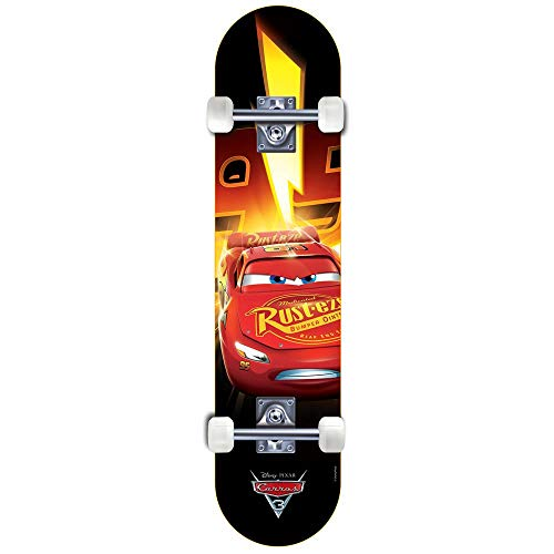 Skate - Disney - Carros 3 - Mcqueen 1 - Dtc