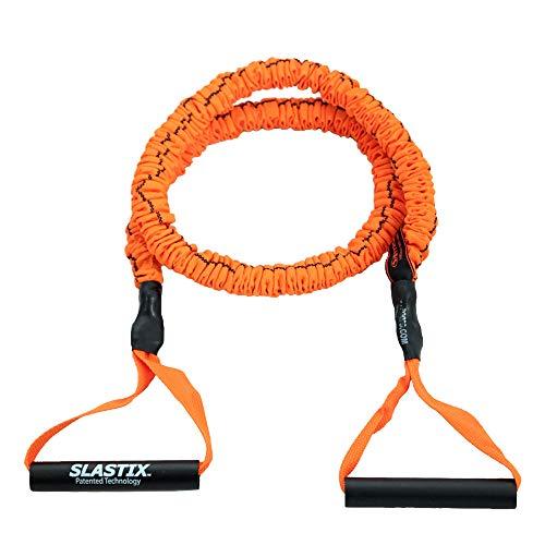 Stroops Slastix Resistance Toner Band - Orange (Light 15lbs Resistance)