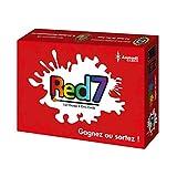 Nuts!- Red 7 Juego de Mesa NUT008RE, Multicolor