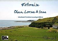 Fotoreise Oban, Iona & Lorne (Wandkalender 2022 DIN A3 quer): Schottlands schoenste Seiten in analogen Aufnahmen (Monatskalender, 14 Seiten )