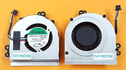 Kompatibel für HP Elitebook 2170p Lüfter Kühler Fan Cooler