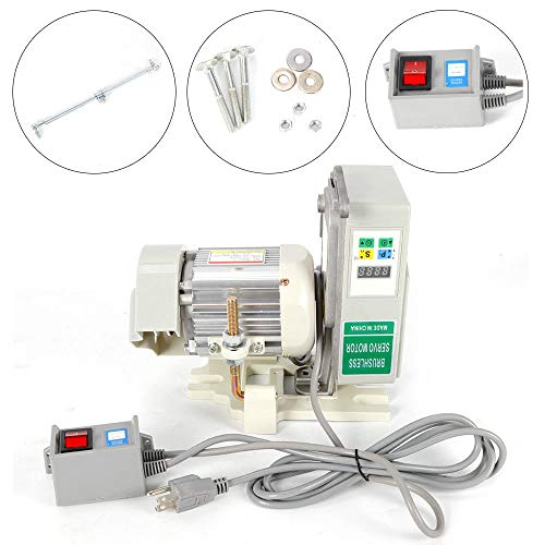 Review Of Tie Bar Brushless Servo Motor,Sewing Machine Brushless Servo Motor 600W 110V Industrial ...