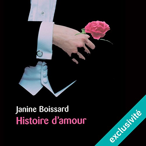 Histoire d'amour  audiobook cover art