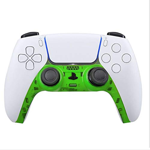 Decorative Strip for PS5 Controller, DIY Replacement Cover Decorative Trim Shell for PS5, Custom Decora Plates Cover for Playstation 5 Controller, PS5 Wireless Gamepad Accessories