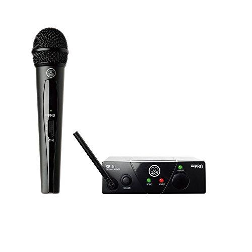AKG 1チャンネルB帯ワイヤレスシステム WMS40 PRO MINI VOCAL SET(JP2) 【国内正規品】