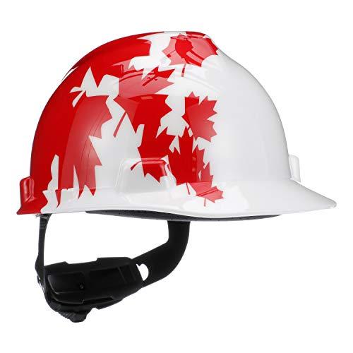 MSA Safety Works 10050613Maple Leaf Hard Hat by MSA