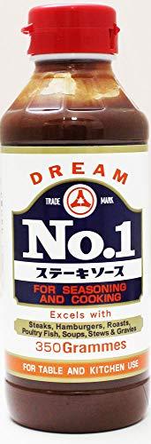 ドリーム NO.1ステーキソース 350g