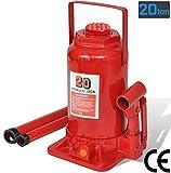 Gato hidraulico de botella 20 toneladas 20000 kg homologacion CE para...