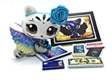 Littlest Pet Shop Cute Kitty, LPS Crouching Tiger Cat, with Accessories, Nice!