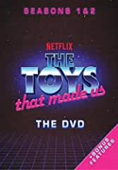The Toys That Made Us Seasons 1 and 2 arrives on DVD May 7 from Screen Media and The Nacelle Company