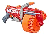 Megalodon Nerf N-Strike Mega Toy Blaster with 20 Official Mega Whistler Darts Includes: Blaster, Drum, 20 Darts, & Instructions