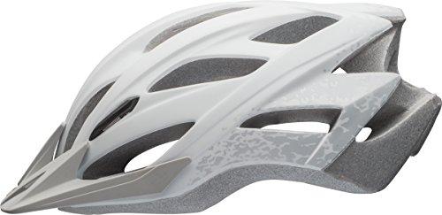 BELL Slant MTB Fahrrad Helm Gr. 54-61cm weiß/silberfarben 2017
